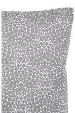 Patterned cushion cover - Grey/Patterned - Home All | H&M CN 2