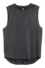 Sports top - Black - Men | H&M 2