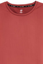 Top training - Rouge rouille - HOMME | H&M CH 3