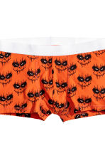 Boxers courts, lot de 3 - Orange - HOMME | H&M BE 4