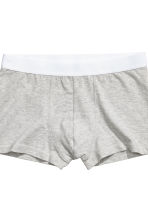 3-pack trunks - Dark grey - Men | H&M GB 7