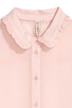 Chiffon blouse - Old rose - Ladies | H&M 3