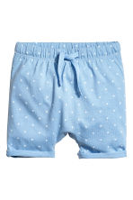 Jersey shorts - Blue/Star - Kids | H&M CN 1