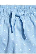 Jersey shorts - Blue/Star - Kids | H&M CN 2
