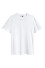 Pima cotton T-shirt - White - Men | H&M 2