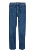 Pantaloni stretch High waist - Blu denim scuro - DONNA | H&M IT 2