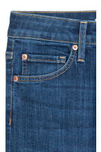 Pantaloni stretch High waist - Blu denim scuro - DONNA | H&M IT 3