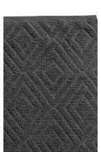 Wool-blend rug - Anthracite grey - Home All | H&M CN 2