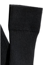 Over-the-knee socks - Black - Ladies | H&M GB 2