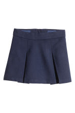 Pleated skirt - Dark blue - Kids | H&M 2
