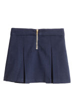 Pleated skirt - Dark blue - Kids | H&M 3
