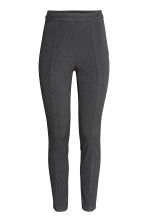 High Waist Treggings - Grey - Ladies | H&M 2
