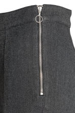 High Waist Treggings - Grey - Ladies | H&M 3