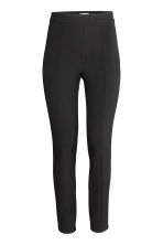 Tregging - High waist - Zwart - DAMES | H&M BE 2