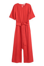 Jumpsuit - Red - Ladies | H&M 2
