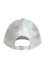Shimmering cap - Silver - Ladies | H&M IE 2