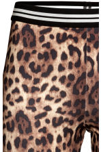 Patterned leggings - Leopard print - Ladies | H&M CA 4
