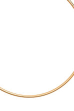 Hoop earrings - Gold - Ladies | H&M 2