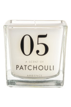 White/Patchouli