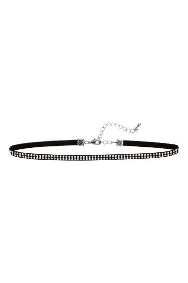 Choker - Black - Ladies | H&M 1