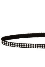 Choker - Black - Ladies | H&M IE 2