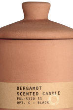 Grosse Duftkerze - Orange/Bergamot - HOME | H&M CH 4