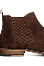 Chelsea-style Boots - Brown - Men | H&M 4