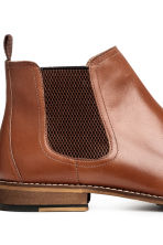 Chelsea boots - Cognac brown - Men | H&M CN 4