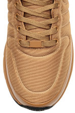 Mesh trainers - Light brown - Men | H&M 3