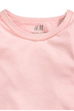 平紋上衣 - Light pink - Kids | H&M 2