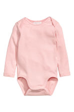 5-pack bodysuits - Light pink/Light grey -  | H&M CN 2