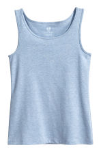 2-pack jersey vest tops - White/Stars - Kids | H&M 3