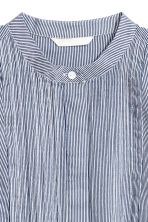 無袖女衫 - Dark blue/Striped - Ladies | H&M 3