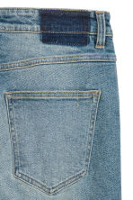 Super Skinny Trashed Jeans - Bleu denim clair - HOMME | H&M FR 3