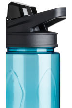 Water bottle with a lid - Turquoise - Men | H&M 2