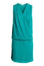 MAMA Nursing dress - Turquoise - Ladies | H&M 2