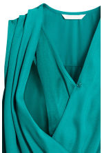 MAMA Nursing dress - Turquoise - Ladies | H&M 4