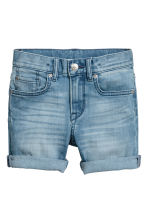 Denim shorts - Denim blue - Kids | H&M 2