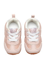 Mesh trainers - Powder pink - Kids | H&M 2