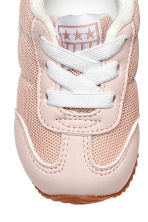 Mesh trainers - Powder pink - Kids | H&M 3