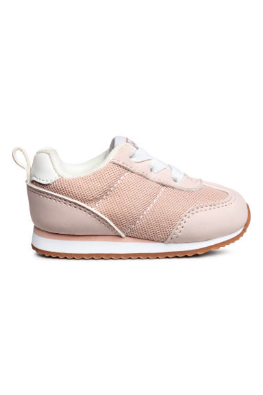 Mesh trainers - Powder pink - Kids | H&M 1