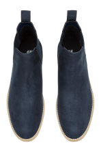 Chelsea boots - Dark blue - Men | H&M 2