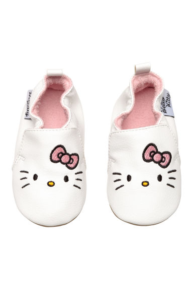 Chaussons - Blanc/Hello Kitty - ENFANT | H&M BE