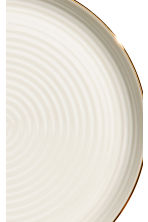 Plat en porcelaine - Blanc - Home All | H&M FR 2