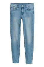 Stretch trousers - Light denim blue - Ladies | H&M IE 3