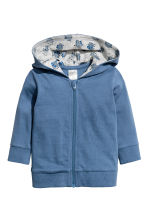3-part cotton set - Blue - Kids | H&M IE 2