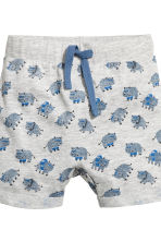 3-part cotton set - Blue -  | H&M CA 4