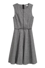 Sleeveless dress - Dark grey - Ladies | H&M 2