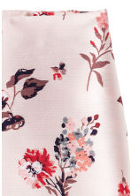 Gonna a motivi jacquard - Rosa cipria - DONNA | H&M IT 3