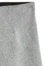 Bell-shaped skirt - Grey - Ladies | H&M 3